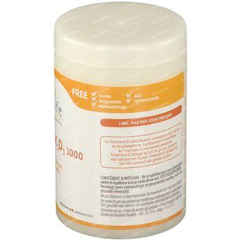 Biolife Vitamines K2 - D3 1000 30 capsules