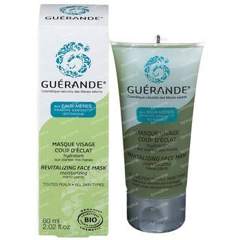 Guérande HYDRA-Éclat Gel Face Mask Bio 60 ml