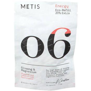 Metis Energy 06 Navulling 48 capsules