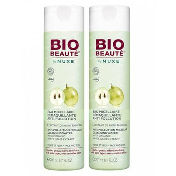 Bio Beauté by Nuxe Micellair Reinigingswater DUO 2x200 ml