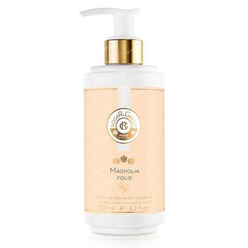 Roger & Gallet Crème de Parfum Nourrissante Magnolia Folie 250 ml