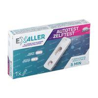 ExAller Autotest d'Allergie aux Acariens 1 pièce