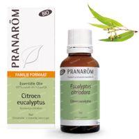 Pranarôm Essentiële Olie Citroen Eucalyptus Bio 30 ml