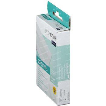 Febelcare Pleisters voor Gevoelige Huid Onvoorgesneden 10 cm x 6 cm 20 pièces