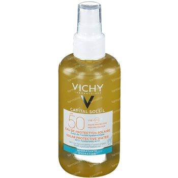 Vichy Capital Soleil Solar Protective Water Hydrating SPF50 200 ml