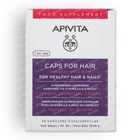 Apivita Cheveux & Ongles Sains 30  capsules