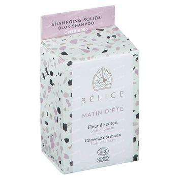 Bélice Matin d'Été Shampoo Fleur de Coton Bio 85 g