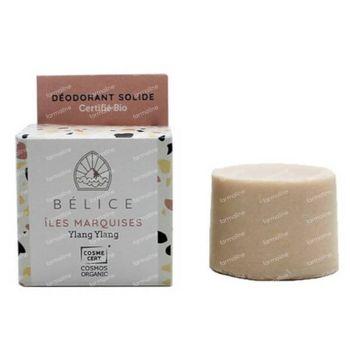Bélice Îles Marquises Deodorant Ylang Ylang Bio 38 g