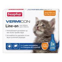 Vermicon Line-On Kitten 3x0.75 ml