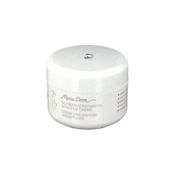 Louis Widmer MamaDerm Crème Prévention Vergetures Légèrement Parfumée 250 ml