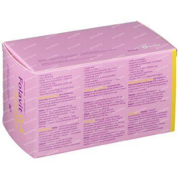 Folavit 0,4 Essential 90 Comprimés + 90 Capsules 180 pièces