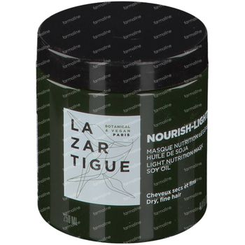 Lazartigue Nourish-Light Light Nutrition Mask Soy Oil 250 ml