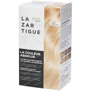 Lazartigue La Couleur Absolue 9.00 Very Light Blond 60 ml