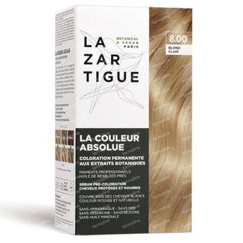 Lazartigue La Couleur Absolue 8.00 Light Blond 60 ml