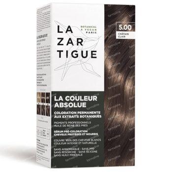 Lazartigue La Couleur Absolue 5.00 Light Chestnut 60 ml