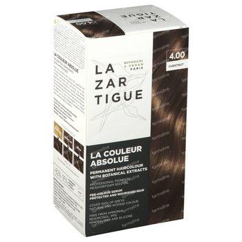 Lazartigue La Couleur Absolue 4.00 Chestnut 60 ml