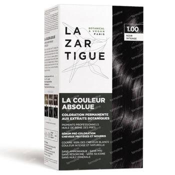 Lazartigue La Couleur Absolue 1.00 Intense Black 60 ml
