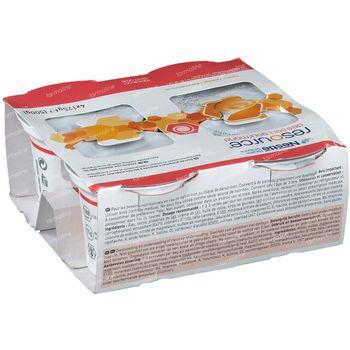 Nestlé Resource Dessert Gourmand Caramel 4x125 g