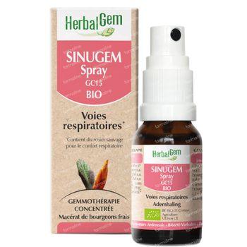HebalGem Sinugem Spray Bio 15 ml