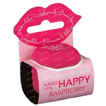Beauty Made Easy Baume à Lèvres Raspberry 6,8 g