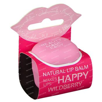 Beauty Made Easy Baume à Lèvres Wildberry 6,8 g