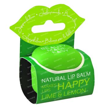 Beauty Made Easy Baume à Lèvres Lime & Lemon 6,8 g