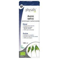 Physalis Avena Sativa Plantendruppels Bio 100 ml