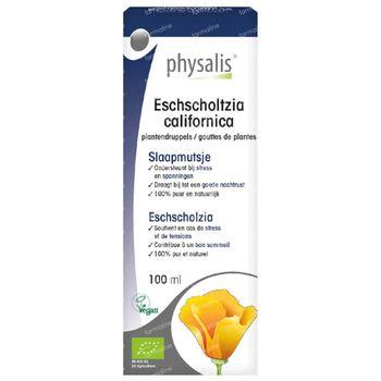 Physalis Eschscholtzia Californica 100 ml
