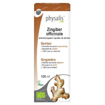 Physalis Zingiber Officinale 100 ml