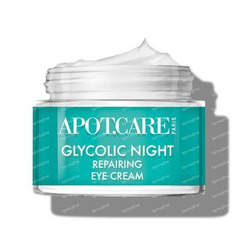 APOT.CARE Glycolic Night Contour Regard Réparateur Nuit 15 ml