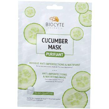 Biocyte Masker Komkommer 1 pièce