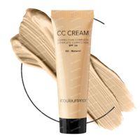 Les Couleurs de Noir CC Crème SPF30 02 Natural 30 ml