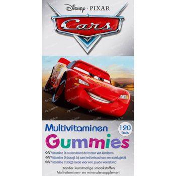 Disney Multivitamines Cars 120 pièces
