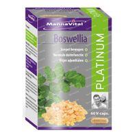MannaVital Boswellia Platinum 60  capsules