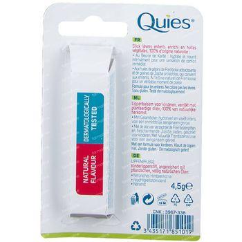 Quies Stick Lèvres Enfants Frambois 4,5 g