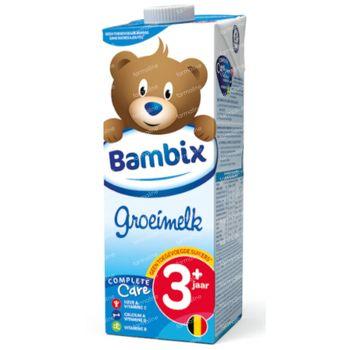 Bambix Groeimelk Natuur 3 Jaar+ 1 l