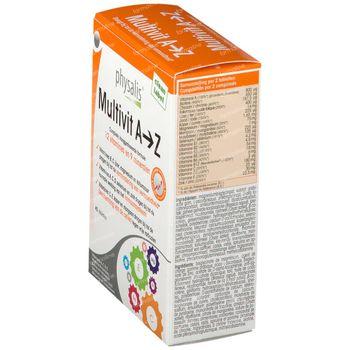 Physalis Multivit A-Z 45 comprimés