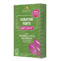 Biocyte Keratine Forte Anti-Chute 40  capsules
