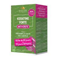 Biocyte Keratine Forte Anti-Haaruitval 120  capsules