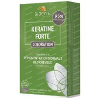 Biocyte Keratine Forte Kleuring 60  capsules