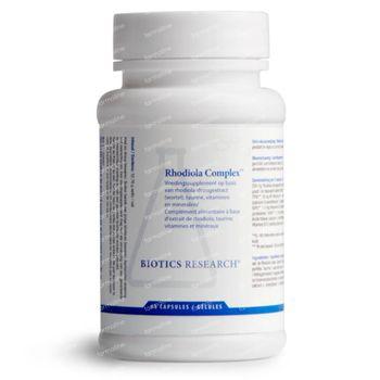 Biotics Rhodiola Complex 60 capsules