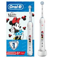 Oral B Brosse à Dents Électrique Minnie 1  set