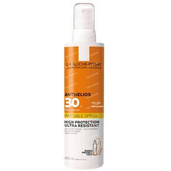 La Roche-Posay Anthelios Spray Invisible SPF30 200 ml