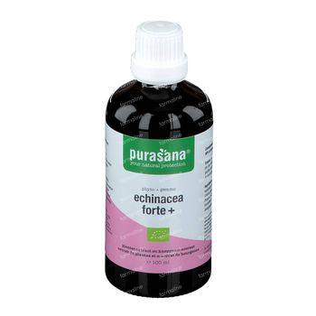 Purasana Echinacea Forte+ Bio 100 ml