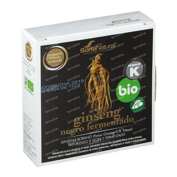Soria Ginseng Bio 24 capsules