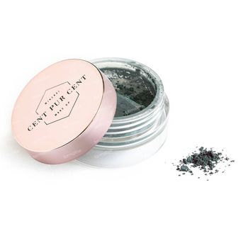 Cent Pur Cent Loose Mineral Eye Shadow Aubergine 2 g