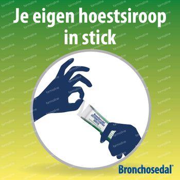 Bronchosedal Dextromethorphan Unidose 15mg 20 zakjes