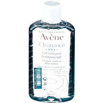 Avène Cleanance Reinigingsgel 200 ml
