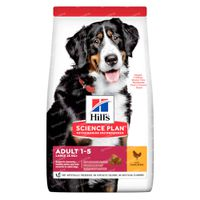 Hill's Science Plan Canine Adult Advanced Fitness Grote Hond met Kip 14 kg