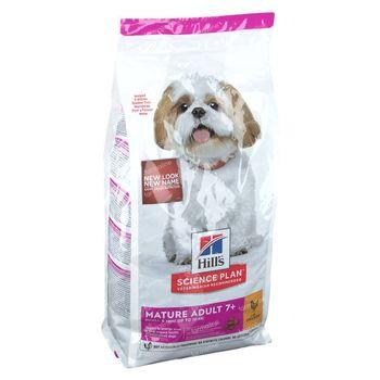 Hill's Science Plan Canine Mature Petit et Mini Chien avec Poulet 3 kg